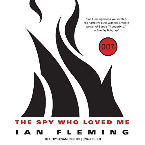 Bargain Audio Book - The Spy Who Loved Me  James Bond  Book 10