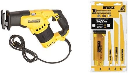 Reciprocating Saw w// All-Purpose Saw Blade 12 Amp Corded 1 in Variable Speed