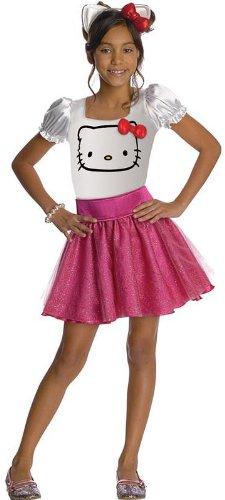 Childrens Hello Kitty Costume (Rubie's hello kitty costume)