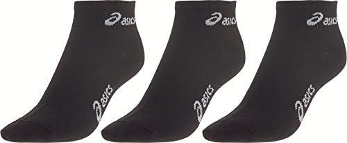 ASICS Calcetines Cortos Negros-39-42: Amazon.es: Deportes y aire libre