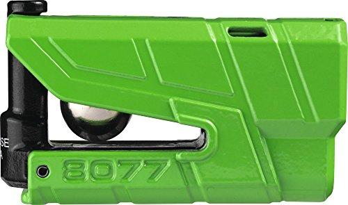 Abus Brake disc lock Granit Detecto X Plus 8077, green