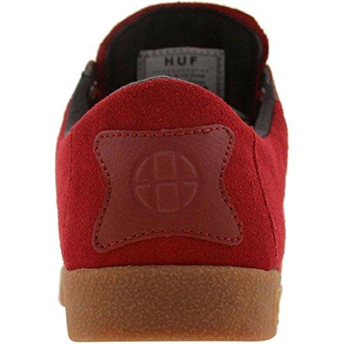 HUF Hufnagel Pro (crimson / gum) kXExRUXnK
