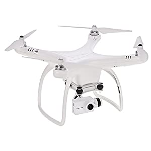 UPair One Plus Drone with 2.7K Camera, 5.8G FPV Monitor Transmit Live Video, 2.4G Remote Controller, GPS Auto Return Function, a key to Return, Beginners Drone from GTEN INNOVATION