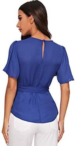 Cheap chiffon blouses _image3