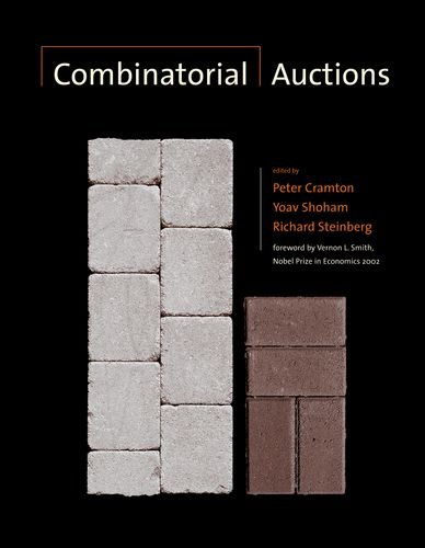Combinatorial Auctions (MIT Press)