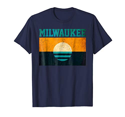 People's Flag of Milwaukee - State USA ()