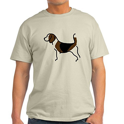 CafePress Beagle Light T-Shirt - 100% Cotton T-Shirt