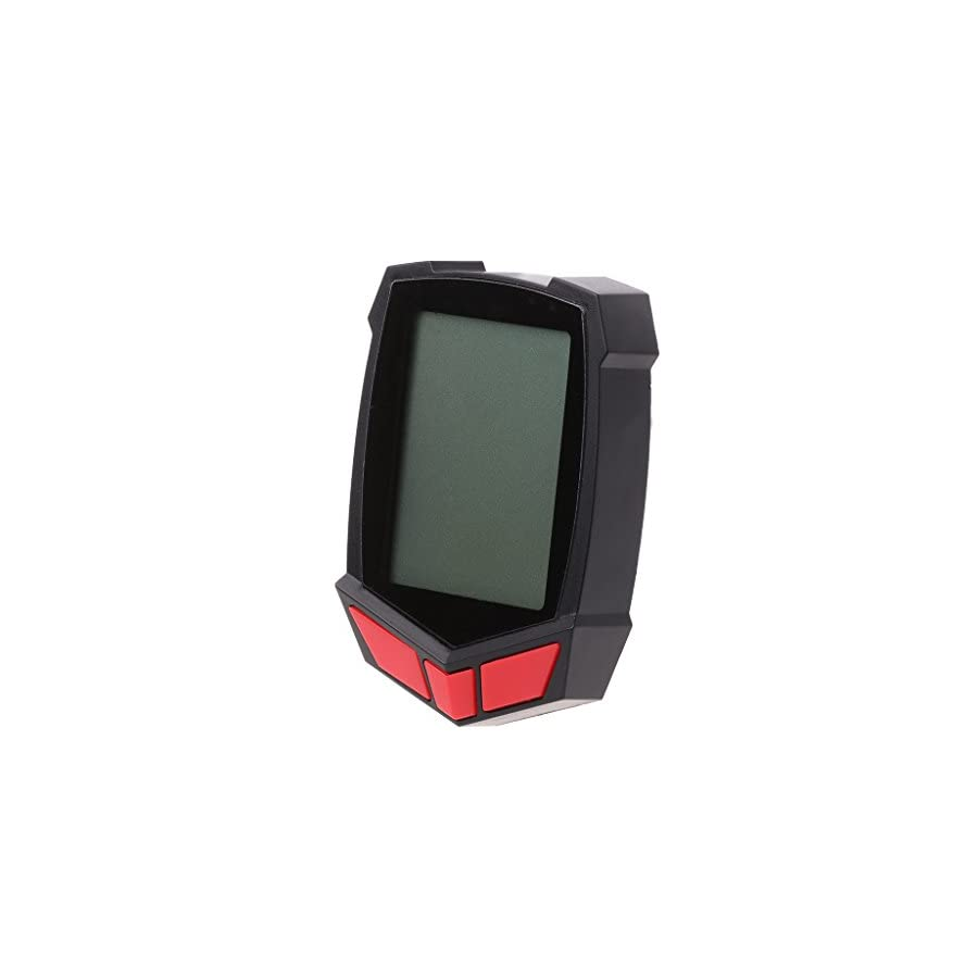 BetterM Wireless Bike Cycling Computer Speedometer,LCD Backlight Odometer