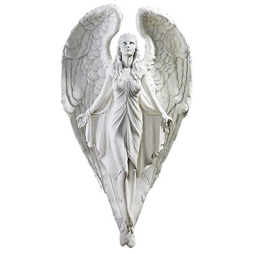 (Design Toscano Spiritual Path Angel Wall Sculpture )
