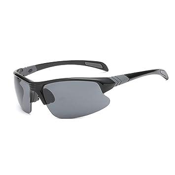 ZKAMUYLC Gafas de Ciclismo 2019 UV400 Hombres ...