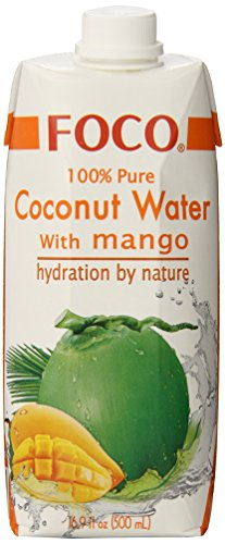 FOCO Coconut Water Mango Ounce product image