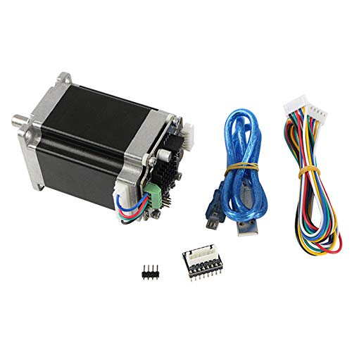 TOOGOO Piezas de la Impresora 3D Circuito Cerrado NEMA23 Motor ...