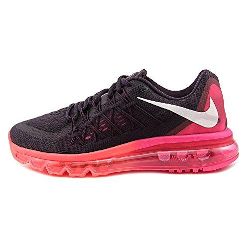 c75db55da07f Nike Air Max 2015 Women Round Toe Synthetic Pink Running Shoe hot sale