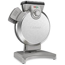 CUISINART WAF-V100C Vertical Waffle Maker, Silver