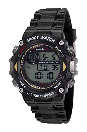 KIT Relógio Digital Speedo, 81193G0EVNP1K1, Masculino