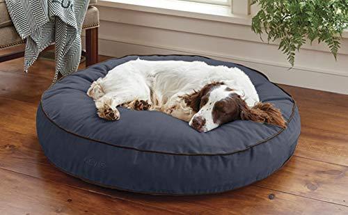 Orvis Comfortfill Round Dog's Nest/Medium Dog Bed - Dogs 25-45 Lbs, ()