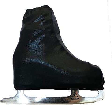 Kami-So Ice Skating Metallic Boot Covers by Skatewear
