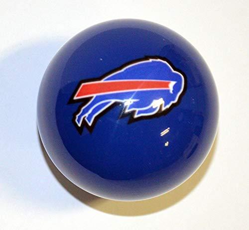 Vigma NFL Buffalo Bills Blue Billiard Pool Cue Ball ()