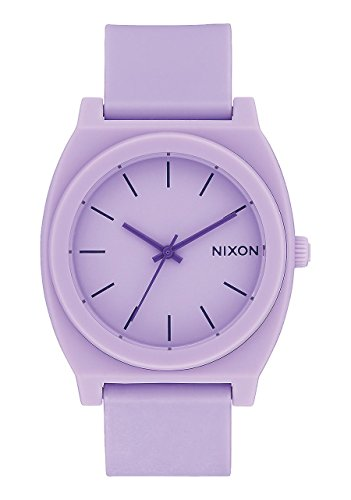 Nixon Women's Time Teller Watch, Matte Violet, One Size