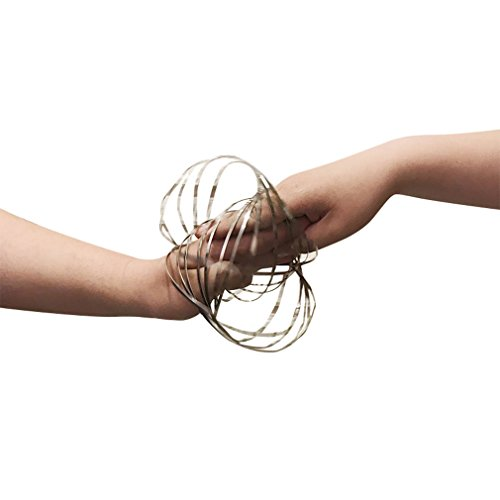 3D  Spring Flow Ring Toy