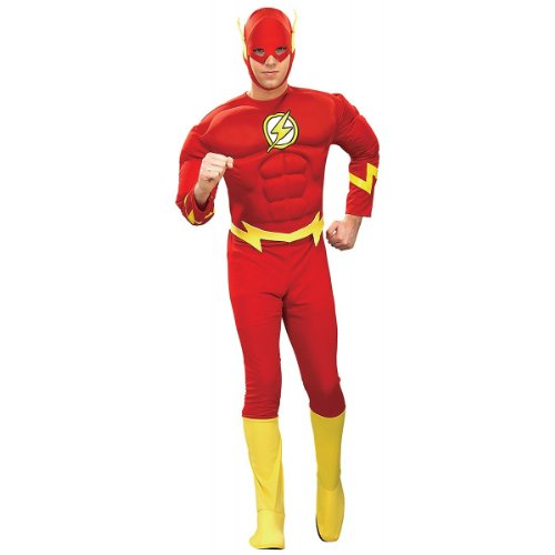 The F (The Flash Show Costume)
