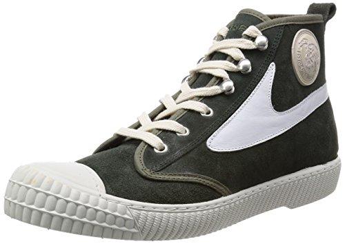 DIESEL Herren Sneaker Schuhe DRAGON 94 blau / weiß