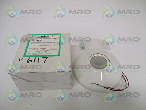 Sensor Switch Cm-Pdt Passive Dual Technology Occupancy Sensor Pir/Mictrophonics Pdt White Range Sensor Ceiling Mount Low Voltage