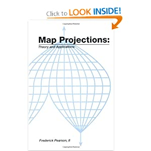 Map Projections: Theory and Applications Frederick Pearson