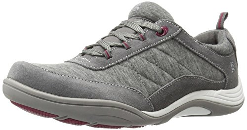 Grasshoppers Women Explore Lace Fashion Sneaker Grey