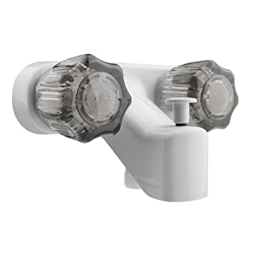 dura faucet dfsa110swt rv tub u0026 shower faucet valve diverter - Shower Knobs