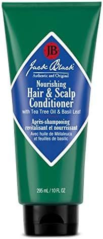 Shampoo & Conditioner: Jack Black Nourishing Hair & Scalp