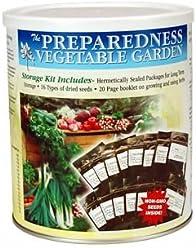 Food Storage Vegetable Garden Seed Kit-1.4 Lbs of Emergency Survival Gardening Seeds-16