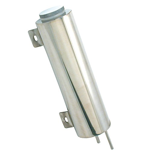 Spectre Performance 4192 3'' x 10'' Stainless Steel Radiator Overflow Tank by Spectre Performance (Image #1)
