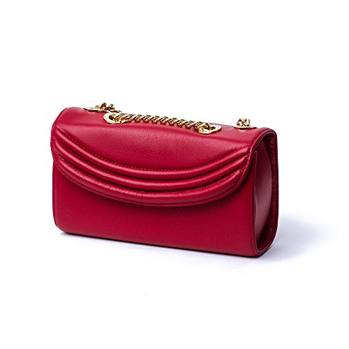 lauren-cecchi-new-york-lipstick-red-sorella-leather-red