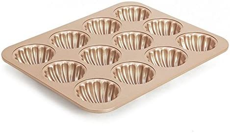 Madeleine Pans Baking Shell Mould Oversized Madeleine Cake Pan