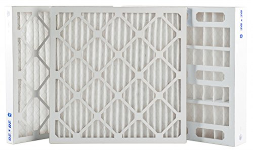 Honeywell Fc200e1011 Merv 13 Pleated Air Filter 20 X 20 X