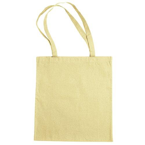 mano Bolsa de compra By la de Bags de Jassz grande Vainilla algodón Uw6IqUA