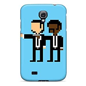For Galaxy S4 Fashion Design Pulp Pixels Case
