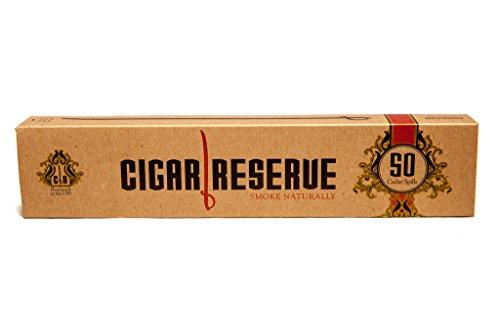 Cigar Matches (Valentia Cigars Box of 50 Cedar Cigar Spills)