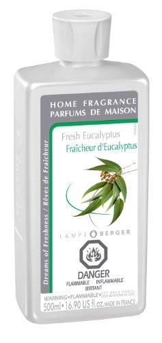 (Lampe Berger Fragrance - Fresh Eucalyptus , 500ml / 16.9 fl.oz.)