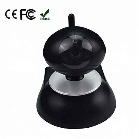Babyphones cámara IP 720P Webcams, cámara de vigilancia LED, 2 LED infrarrojos, monitoreo