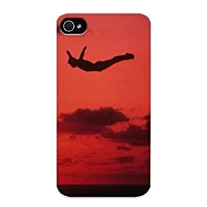 Diy Yourself Cover case cover - Cliff Diver protective case cover Compatibel With Iphone lTDhPczF 5 5s6x 5 5s