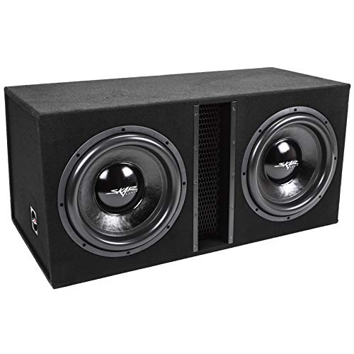 Dual Subwoofer Box Series - Skar Audio Dual 15