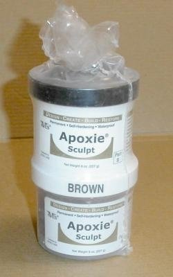 Apoxie Sculpt 1 Lb. Brown