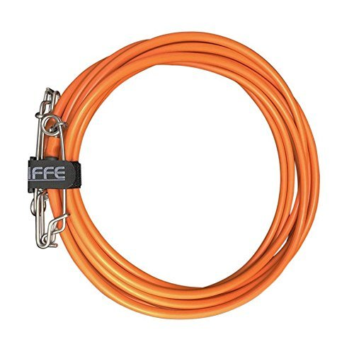 - Riffe Heavy Duty Vinyl Float Line Assembly for Spearfishing and Freediving (Safety Orange) (50)