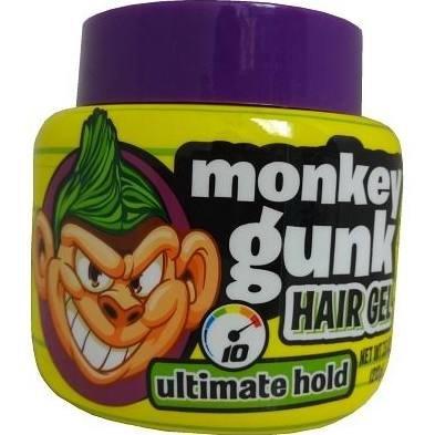 Monkey Gunk Hair Gel Ultimate Hold, 7.5 oz