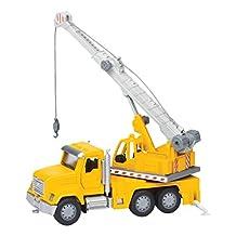 Driven by Battat Micro Series Crane Truck