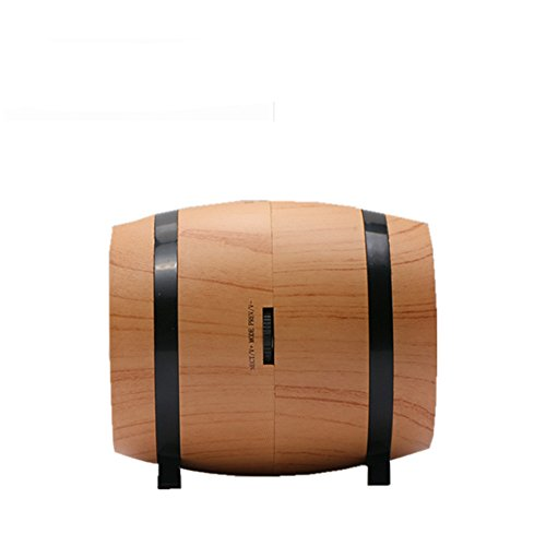 KINGEAR Double Horn Mini Portable Speaker Beer Bucket Creative Wireless Speaker with DSP Decoding MP3 and SBC Functions by KINGEAR (Image #1)