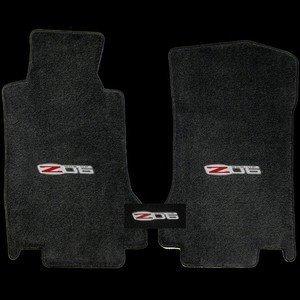 Corvette Floor Mats >> Amazon Com Corvette Floor Mats Z06 505hp Floor Mat Set Post