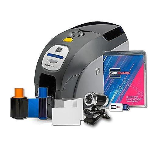 Id Card Printer Amazon Com